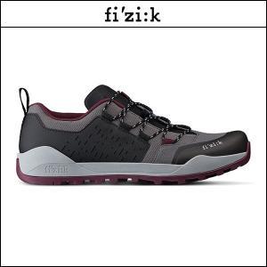FIZIK フィジーク X2 TERRA ERGOLACE アンスラサイト/グレープ X2 テラ エルゴレース アンスラサイト/グレープ agbicycle
