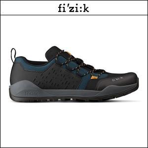 FIZIK フィジーク X2 TERRA ERGOLACE ブルー/ブラック X2 テラ エルゴレース ブルー/ブラック|agbicycle