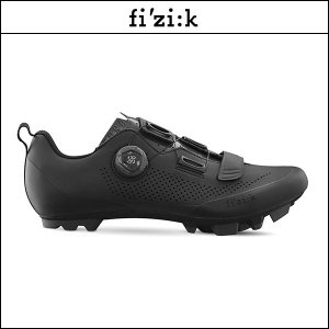 FIZIK フィジーク X5 TERRA BOA ブラック/ブラック  X5 テラ ボア ブラック/ブラック agbicycle