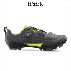 FIZIK フィジーク X5 TERRA BOA グリーン/イエロー X5 テラ ボア グリーン/イエロー|agbicycle