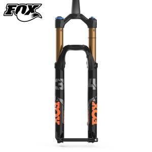 FOX/フォックス 34 FLOAT 27.5 140 Grip2 HL/CR SBlk 15QRx110 1.5T 44mm  フロントフォーク 2021年モデル|agbicycle