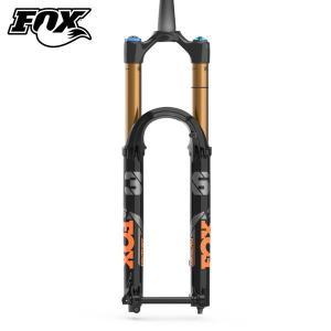 FOX/フォックス 36 FLOAT 27.5 160 Grip2 HL/CR SBlk 15QRx110 1.5T 37mm  フロントフォーク 2021年モデル|agbicycle