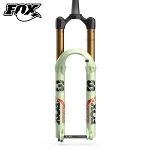 FOX/フォックス 38 FLOAT 27.5 170 Grip2 HL/CR Pistachio KBLT 110 1.5T 44mm  フロントフォーク 2021年モデル|agbicycle
