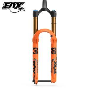 FOX/フォックス 38 FLOAT 27.5 180 Grip2 HL/CR Orange 15QRx110 1.5T 44mm  フロントフォーク 2021年モデル|agbicycle