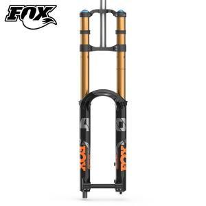 FOX/フォックス 2021 40 FLOAT 29 Grip2 HL/CR SBlk 20TAX110 1.125 Drop 52mm   フロントフォーク 2021年モデル agbicycle