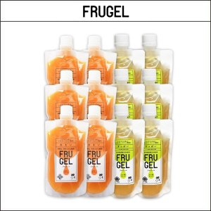 FRUGEL フルジェル 「あまい」 6本セット 「すっぱい」 6本セット|agbicycle