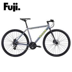 Fuji RAIZ DISC Grayneon  クロスバイク|agbicycle