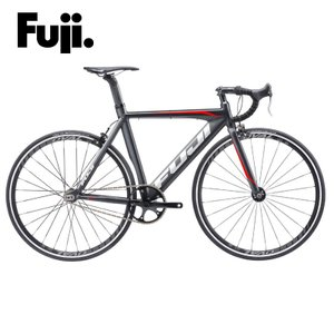 Fuji TRACK PRO Black/Red  トラック agbicycle