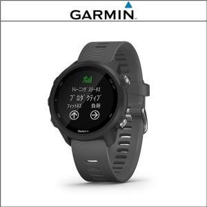 GARMIN (ガーミン)  ForeAthlete 245 Black Slate フォアアスリート245 ブラックスレート|agbicycle