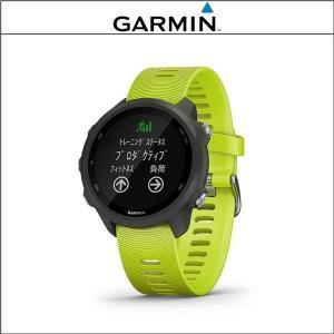 GARMIN (ガーミン)  ForeAthlete 245 Amp Yellow フォアアスリート245 アンプイエロー|agbicycle