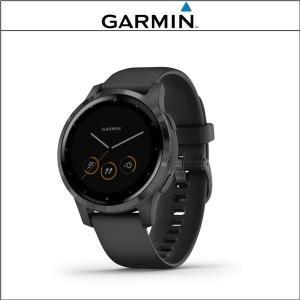 GARMIN (ガーミン) vivoactive 4S ヴィヴォアクティブ 4S Black / Slate|agbicycle
