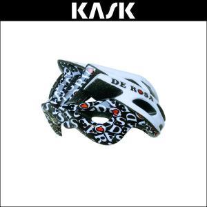 KASK(カスク) MOJITO DE ROSA REVO WHT/BLK|agbicycle