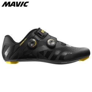Mavic マヴィック マビック コスミックプロ ブラック/イエロー/ブラック  自転車シューズ ・日本正規品|agbicycle