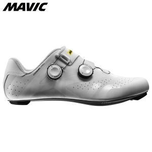 Mavic マヴィック マビック コスミックプロ ホワイト/ホワイト/ブラック  自転車シューズ ・日本正規品|agbicycle