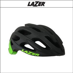 LAZER(レイザー)  Blade+ AF マットブラック/グリーン|agbicycle