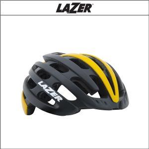LAZER(レイザー)  Z1 マットブラック/イエロー|agbicycle