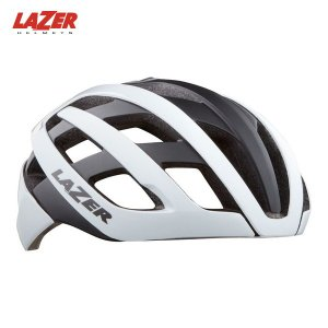 LAZER レイザー ジェネシス AF  ホワイト ヘルメット 日本正規品|agbicycle