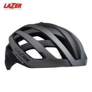 LAZER レイザー ジェネシス AF  マットチタニウム ヘルメット 日本正規品|agbicycle