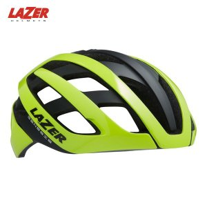 LAZER レイザー ジェネシス AF  フラッシュイエロー ヘルメット 日本正規品|agbicycle