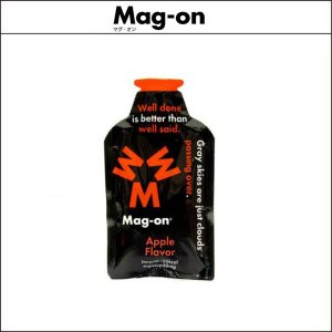 Mag-on マグオン エナジージェル アップル味 12個 [マグネシウム 50mg] agbicycle