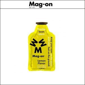 Mag-on マグオン エナジージェル レモン味 12個 [マグネシウム 50mg] agbicycle