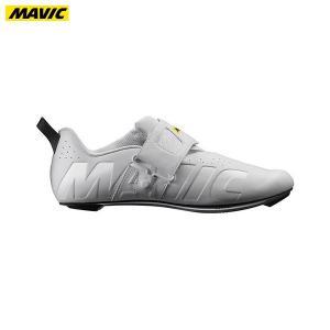 Mavic マヴィック Cosmic Elite Tri Wh/W コスミック エリート トライアスロン ホワイト/ホワイト ロードシューズ 2021年モデル|agbicycle