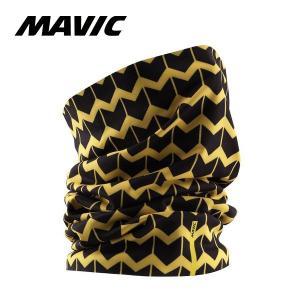 MAVIC(マビック) コスミック ネック ウォーマー イエローマヴィック・ブラック 日本正規品・2019年モデル|agbicycle