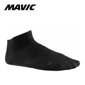 MAVIC(マビック) エッセンシャル ロウソックス ブラック 日本正規品・2019年モデル|agbicycle
