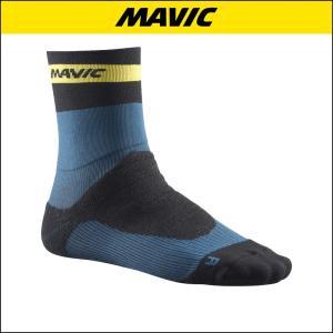 MAVIC(マビック) SOCKS KSYRIUM PRO THERMO+ SOCK BLUE 自転車ソックス|agbicycle