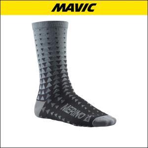 MAVIC(マビック) SOCKS KSY MERINO GRAPH SOCK ASP 自転車ソックス|agbicycle