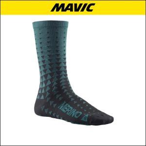 MAVIC(マビック) SOCKS KSY MERINO GRAPH SOCK MAJ 自転車ソックス|agbicycle