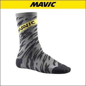 MAVIC(マビック) SOCKS DMAX PRO HIGH SOCK SMOKPE 自転車ソックス|agbicycle