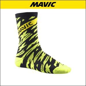 MAVIC(マビック) SOCKS DMAX PRO HIGH SOCK SAFETY 自転車ソックス|agbicycle