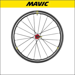 MAVIC マビック/キシリウム エリート UST レッド 【リア】|agbicycle
