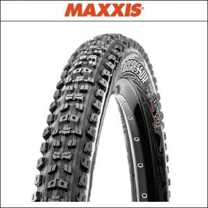 MAXXIS【マキシス】AGGRESSORアグレッサー 27.5x2.30 FD TR/DD【TB91009200】【タイヤ】【MTBタイヤ】 agbicycle