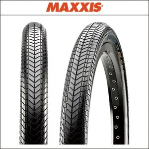 MAXXIS【マキシス】GRIFTERグリフター EXO 20x1.85 FD 3MX-GRF20-185【タイヤ】【BMX】|agbicycle