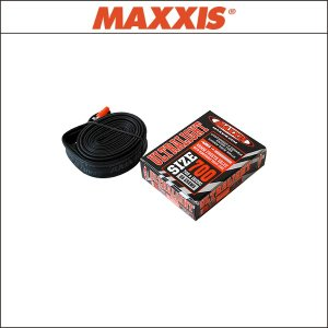 MAXXIS マキシス  ULTRALIGHT TUBE ウルトラライト チューブ 650x18/25C 仏48mm2段式|agbicycle