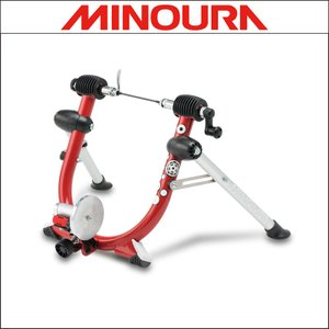 MINOURA【ミノウラ】Quattro-Quattro-c【固定ローラー】【フィットネス レース本番まで タイヤドライブトレーナー】|agbicycle