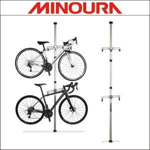 MINOURA【ミノウラ】 バイクタワー 20D (支柱3分割式)|agbicycle