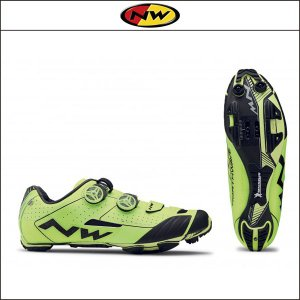 NORTHWAVE/ノースウェーブ  EXTREME XC エクストリームXC YELLOW FLUO|agbicycle