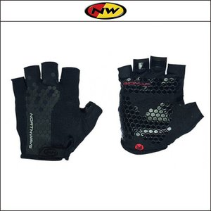 NORTHWAVE/ノースウェーブ  GRIP SHORT GLOVE  グリップ ショート グリップ BLACK|agbicycle