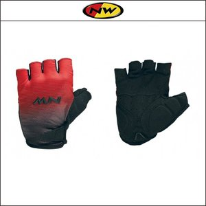 NORTHWAVE/ノースウェーブ  BLADE 2 SHORT GLOVE  ブレード2 ショート グローブ RED/BLACK|agbicycle