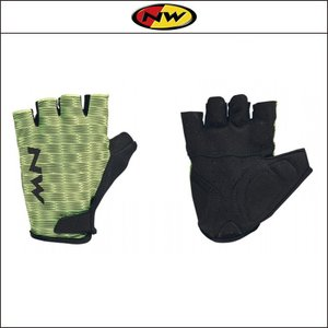 NORTHWAVE/ノースウェーブ  FLAG 2 SHORT GLOVE  フラッグ2 ショート グローブ YELLOW FLUO/BLACK|agbicycle