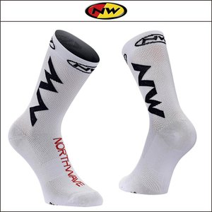 NORTHWAVE/ノースウェーブ  EXTREME AIR SOCKS  エクストリーム エアー ソックス WHITE/BLACK/RED|agbicycle