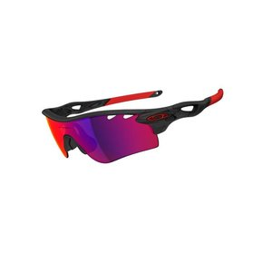 OAKLEY Radarlock Path (Asian Fit) マットブラックインク +Red Iridium|agbicycle
