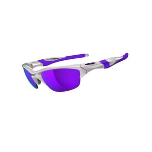 OAKLEY Half Jacket 2.0 (Asian Fit) パール Violet Iridium|agbicycle