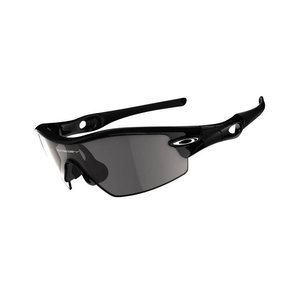 OAKLEY RADAR PITCH (Asian Fit) ポリッシュドブラック Slate Iridium|agbicycle