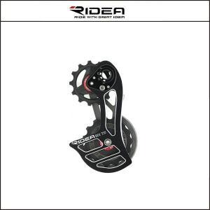 RIDEA/ライディア  T35 RD CAGE スチールベアリング RD4(カンパ スーパーレコード、レコード、コーラス、アテナ)【ビッグプーリー】|agbicycle