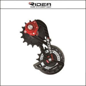 RIDEA/ライディア  C66 RD CAGE フルセラミックベアリング RD4(カンパ スーパーレコード、レコード、コーラス、アテナ)【ビッグプーリー】 agbicycle