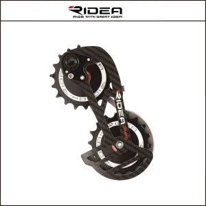 RIDEA/ライディア  C88 RD CAGE セラミックベアリング RD3(SRAM RED、FORCE、RIVAL)【ビッグプーリー】|agbicycle